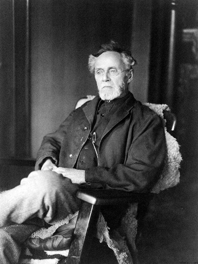 Andrew Taylor Still, 1914, © Wikipedia