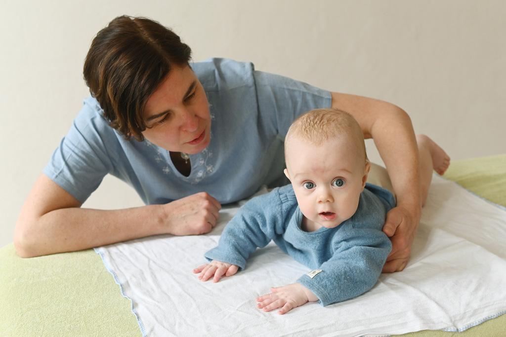 Praxis für Osteopathie Susanna Fenner, Foto © Barbara Seyerlein